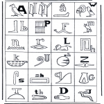 All sorts of - Hieroglyph 2