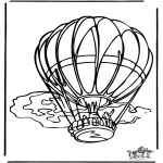 All sorts of - Hot air balloon