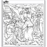 Bible coloring pages - Jacob biblecoloring