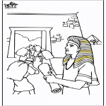 Bible coloring pages - Joseph