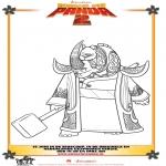 Comic Characters - Kung Fu Panda 2 Drawing 3