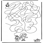 Crafts - Labyrinth Dora