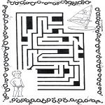 Crafts - Labyrinth surfer