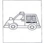 Little ambulance