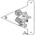 Crafts - Little flag 2