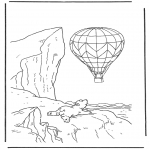 Kids coloring pages - Little Polar Bear 4
