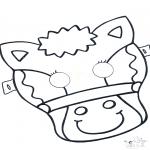 Crafts - Mask Horse