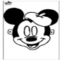 Mask Mickey