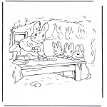 All sorts of - Mother Rabbit 1