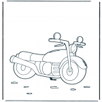All sorts of - Motorbike 1