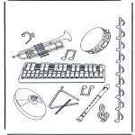 All sorts of - Musical instruments