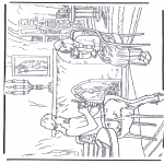 Comic Characters - Narnia 3