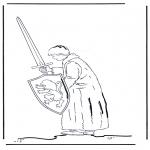 Comic Characters - Narnia 4