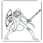 Comic Characters - Narnia 5