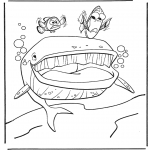 Kids coloring pages - Nemo 13