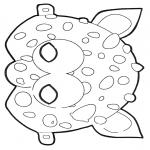 Crafts - Paper mask 2