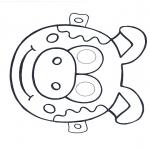 Crafts - Paper mask pig