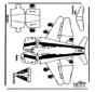 Papercraft plane