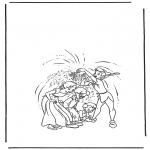 Comic Characters - Peter pan 2