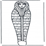 All sorts of - Pharaoh coffin