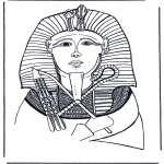 All sorts of - Pharaoh death-mask