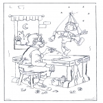 All sorts of - Pinocchio 1