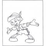 Comic Characters - Pinocchio