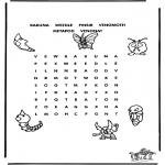 Crafts - Pokemon puzzle 2