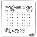 Crafts - Pokemon puzzle 4