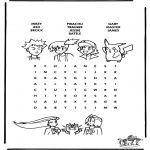 Crafts - Pokemon puzzle 7