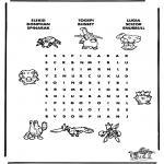 Crafts - Pokemon puzzle 8