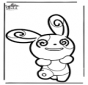 Prickingcard Pokemon 5