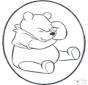Prickingcard Winnie 1