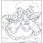 All sorts of - Princesses 1