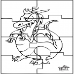 Crafts - Puzzle dragon