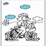 All sorts of - Ride a bike 2
