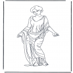 All sorts of - Roman woman 2