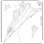 All sorts of - Saab J 35 F Draken