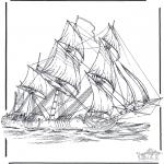 All sorts of - Sailing ship 3