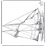 All sorts of - Sailing ship 4