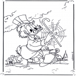 Comic Characters - Scrooge McDuck 2