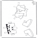 Kids coloring pages - Sesame streat 13