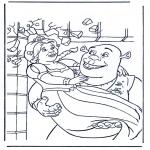 Comic Characters - Shrek 3