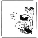 Comic Characters - Snoopy 2