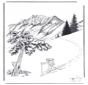Snow in Yellowstone 2