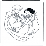 Comic Characters - Snow White 2