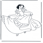 Comic Characters - Snow White 3