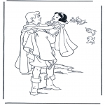 Comic Characters - Snow White 9