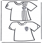 All sorts of - Soccer t-shirts 1