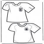 All sorts of - Soccer t-shirts 2